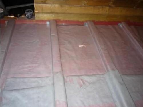 Устройство деревянного потолка в деревянном доме своими руками