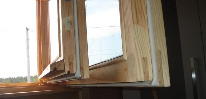 Ремонт деревянный окон своими руками 618