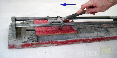 Как сделать насечки на плитке 24