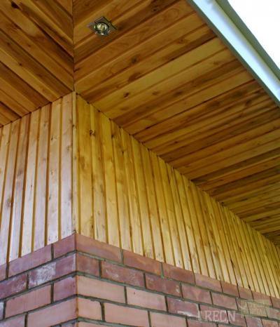 Подшивка крыши: чем правильно подшить и как сделать