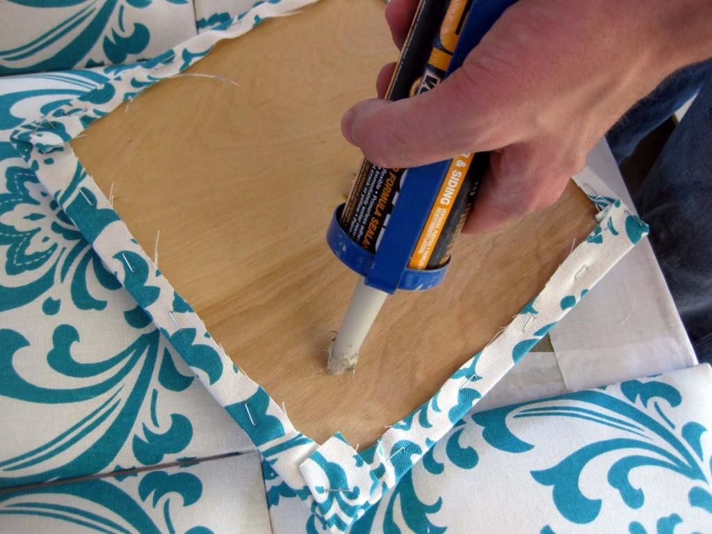 Как сделать мягкую панель на стену своими руками