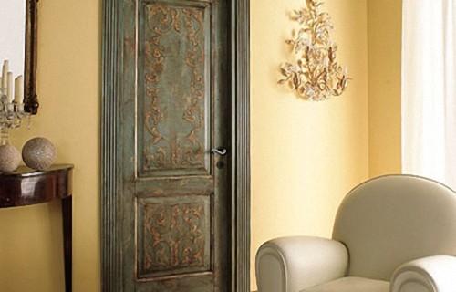 Как облагородить старую дверь своими руками фото 947