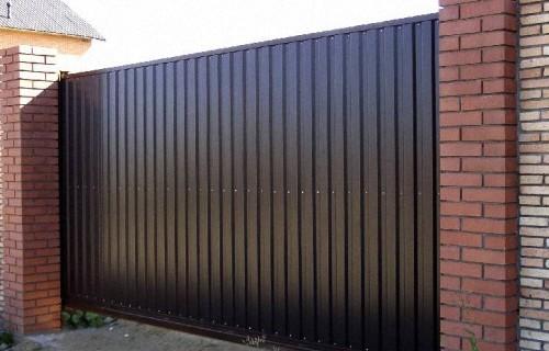 Как выбрать раздвижные ворота?