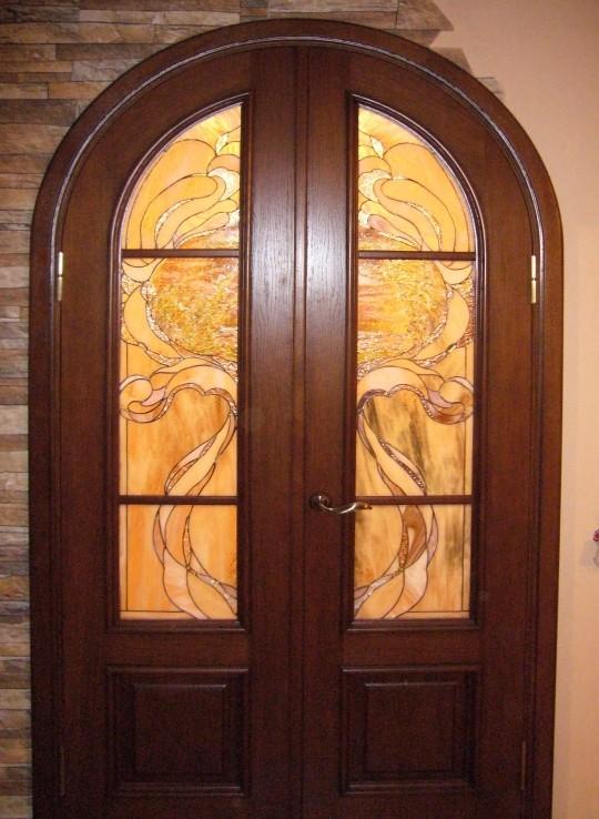 Установка двустворчатой межкомнатной двери своими руками 131
