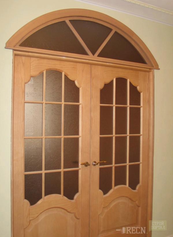 Установка межкомнатных распашных дверей - Строительный Блог