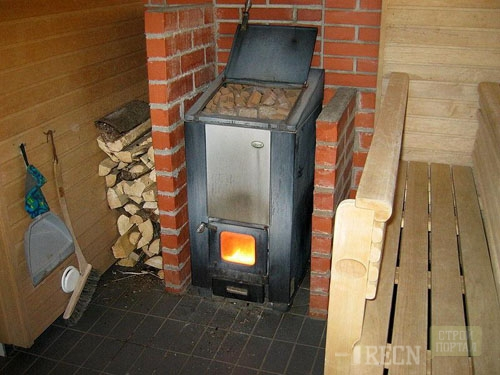 Построить дровяную печь