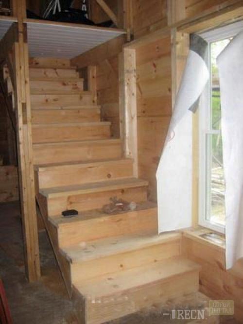 Погонаж, лестницы, банные товары в Челябинске от компании