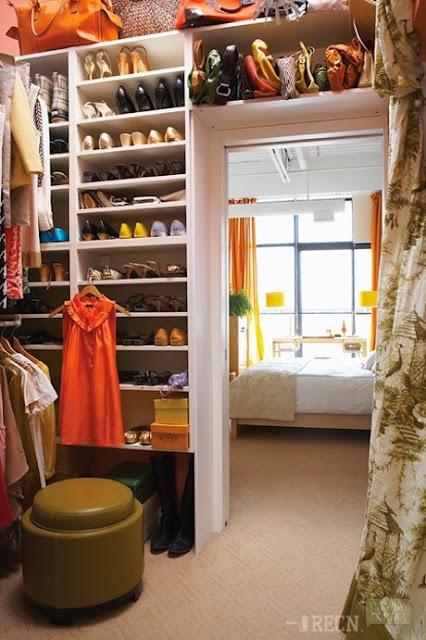 Гардеробная комната своими руками из гипсокартона