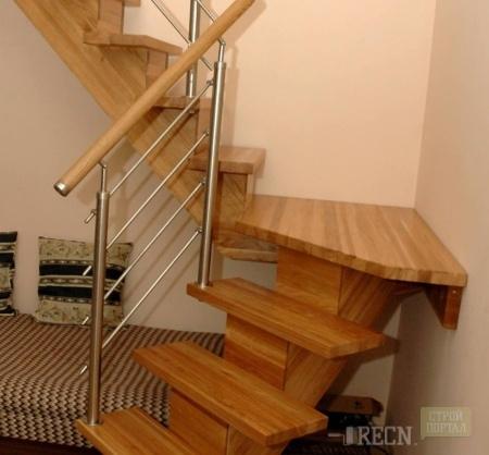 фотографии лестниц деревянных