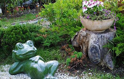 Садовые скульптуры своими руками с инструкция 42