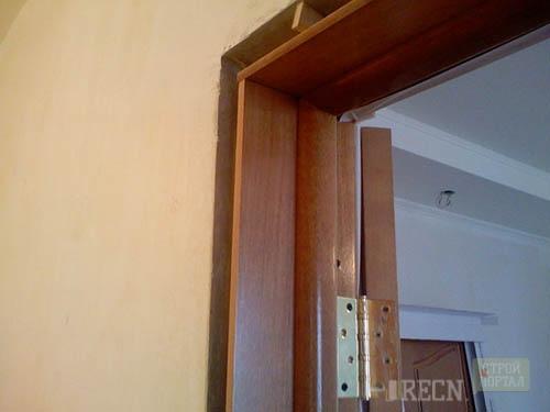 Фото коробки для межкомнатных дверей своими руками