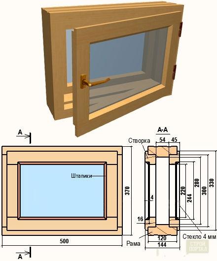 Как Сделать Деревянное Окно Своими Руками Пошаговая Инструкция - фото 9