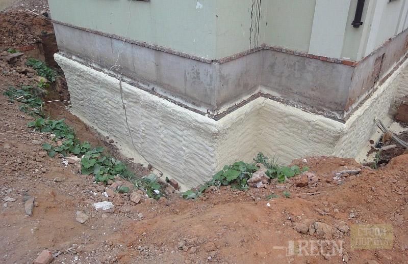 Фото фундаментов частных домов