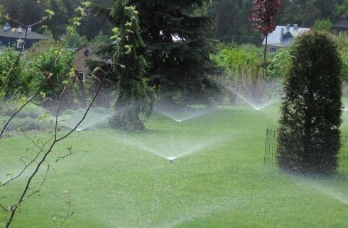дачного водопровода: