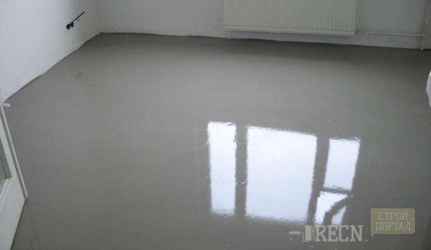 Ako vytvoriť zmes pre samonivelačné podlahy