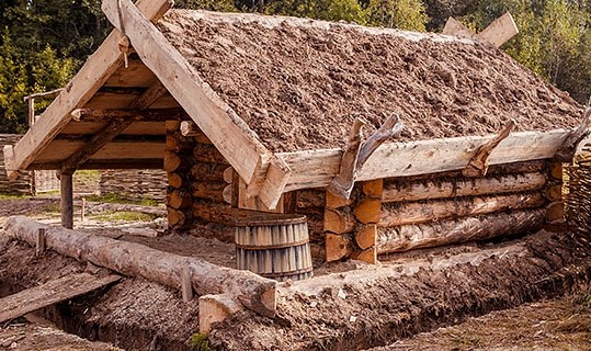 Ремонт саманного дома своими руками