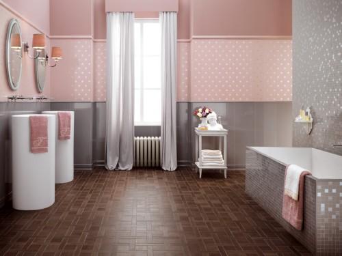 керамическая плитка для ванной Италия