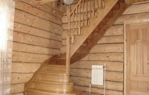 Лестница на мансарду своими руками фото варианты 949