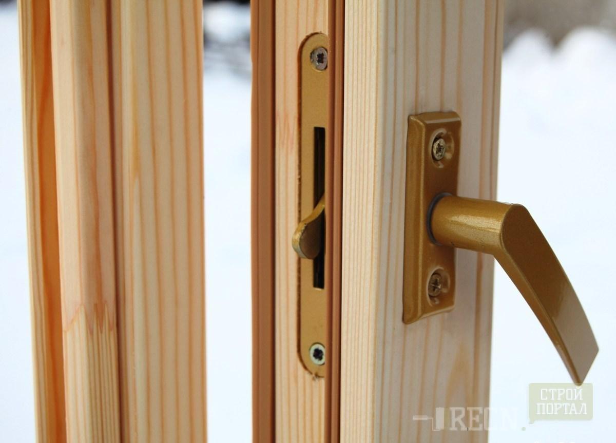 Разновидности деревянных окон.
