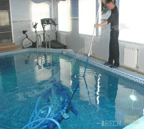 Инструкция по эксплуатации оборудования бассейна