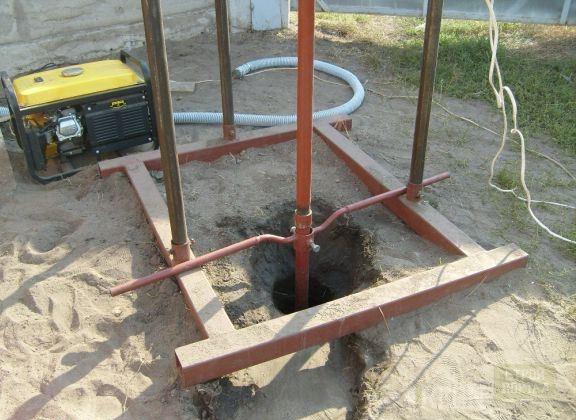Инструкция По Эксплуатации Водозаборной Скважины
