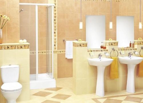 Ремонт кафельной плитки в ванной своими руками