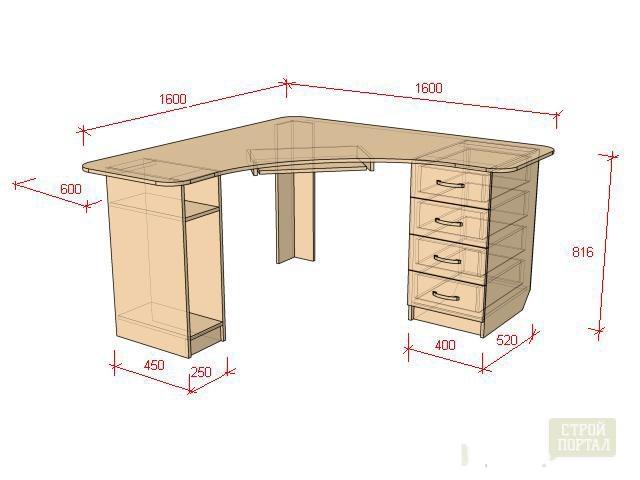 чертеж3 чертеж1 shema-stola
