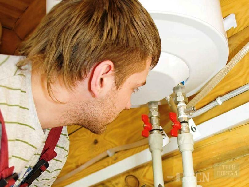 Водонагреватель накопительный инструкция по установке