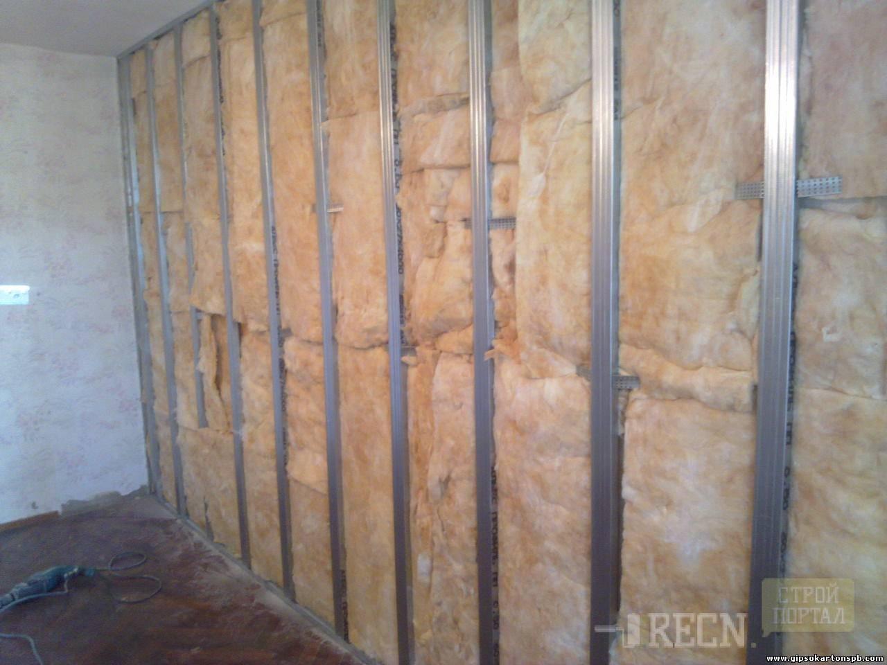 Материал для выравнивание стен