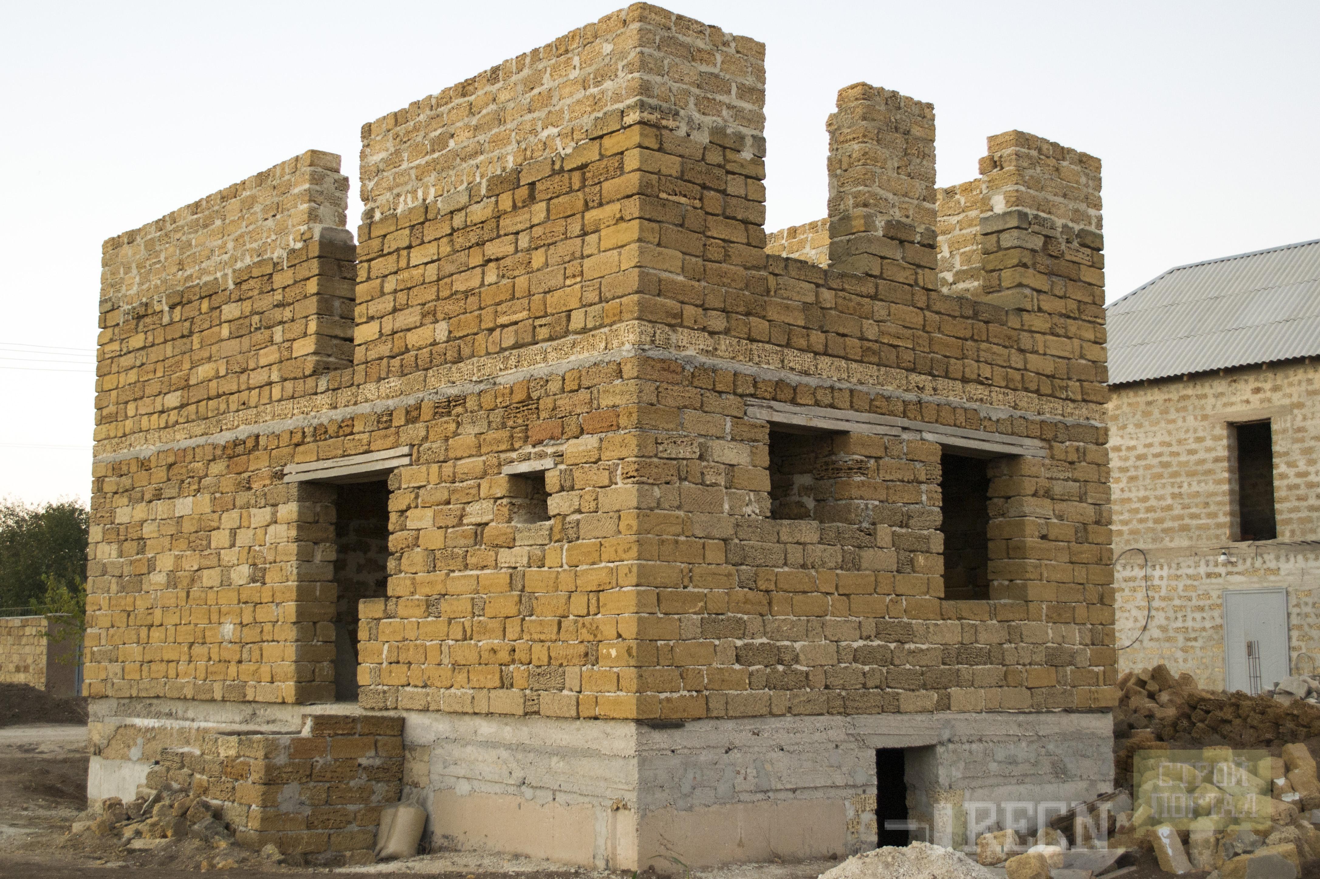 Построить дом своими руками крым