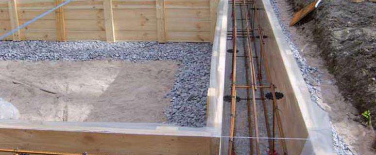 Фундамент гаража своими руками пошаговая инструкция 782