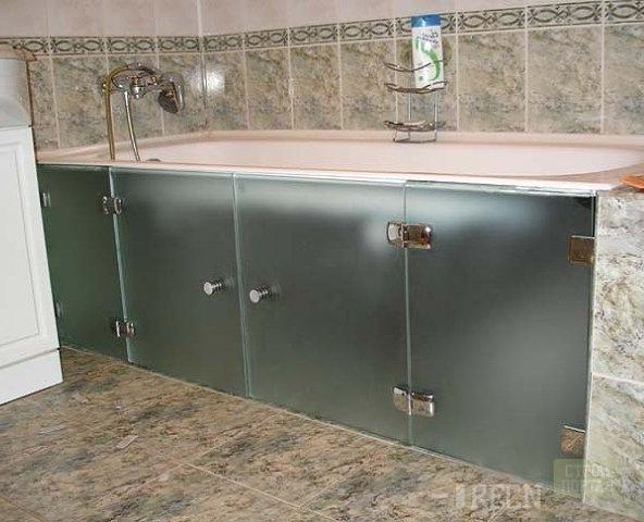 Как сделать дверцу для ванны