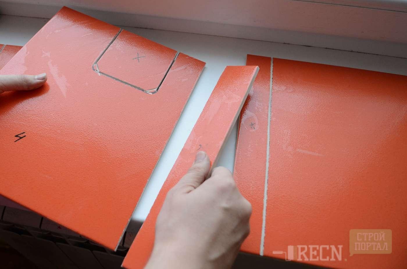 Сделать отверстие в керамической плитке своими руками
