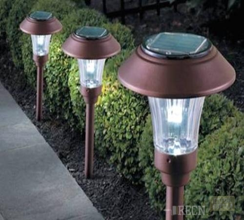 Как сделать на улице освещение