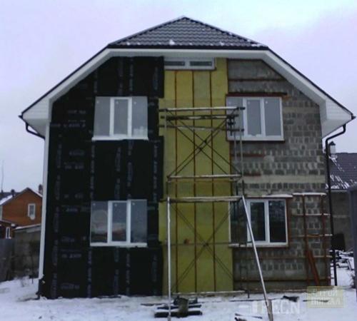 Фасад до и после ремонта фото