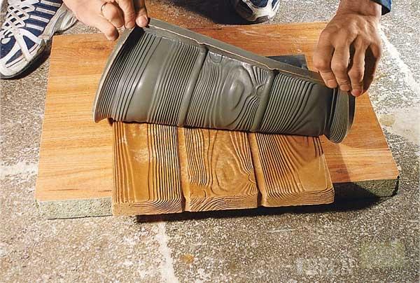 Как сделать плитки из гипса