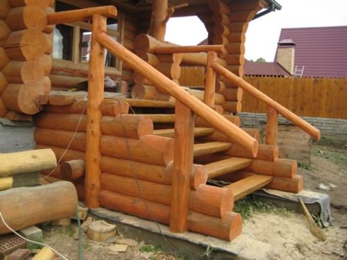 Инструкция по строительству дома из бруса своими