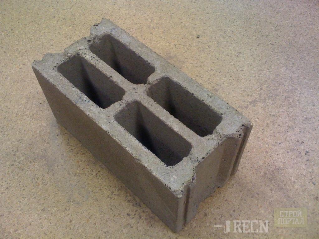 инструкция по укладки бетоных блоках видио