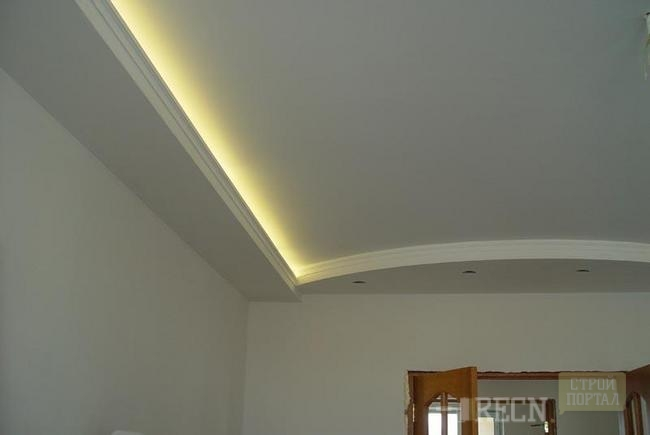 Installation pvc plafond images for Installer faux plafond