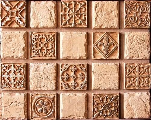 Изготовление керамическая плитка своими руками 54