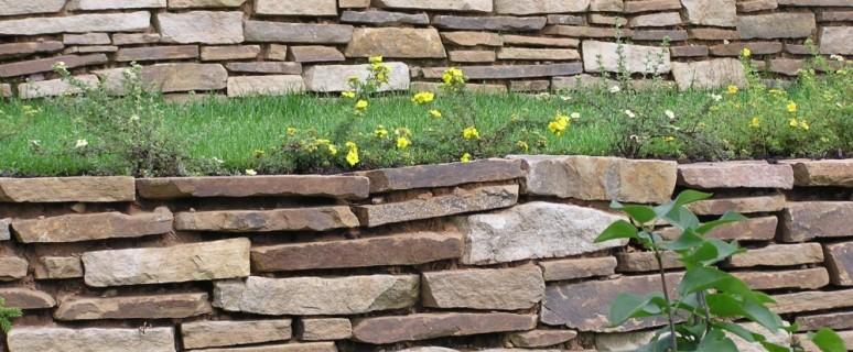 Прайс лист на строительные работы подпорных стен из бута