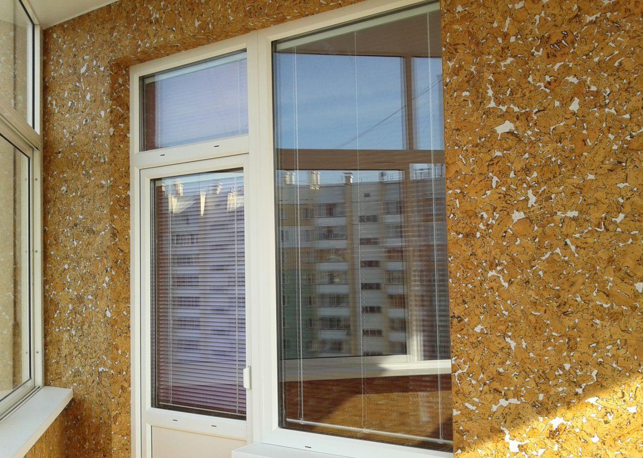 Стены на балконе: особенности и варианты отделки. отделка ст.