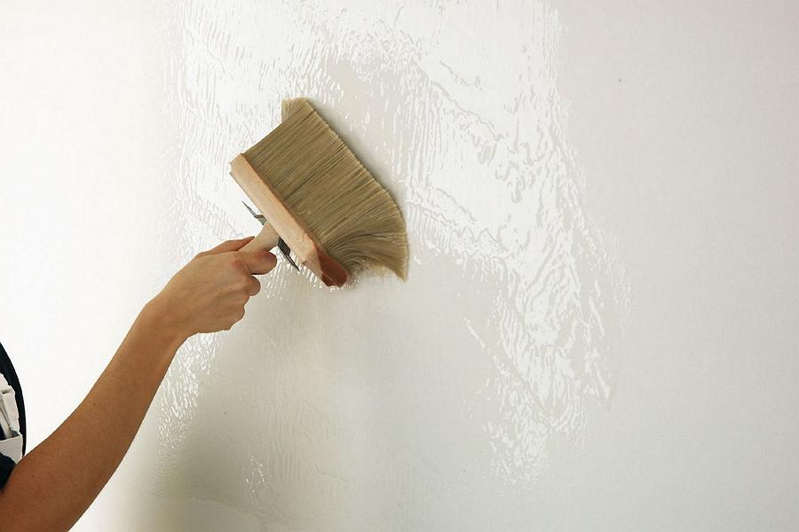 Подготовка для покраски п бетону для внутренних работ для стен жидкая теплоизоляция нанесение