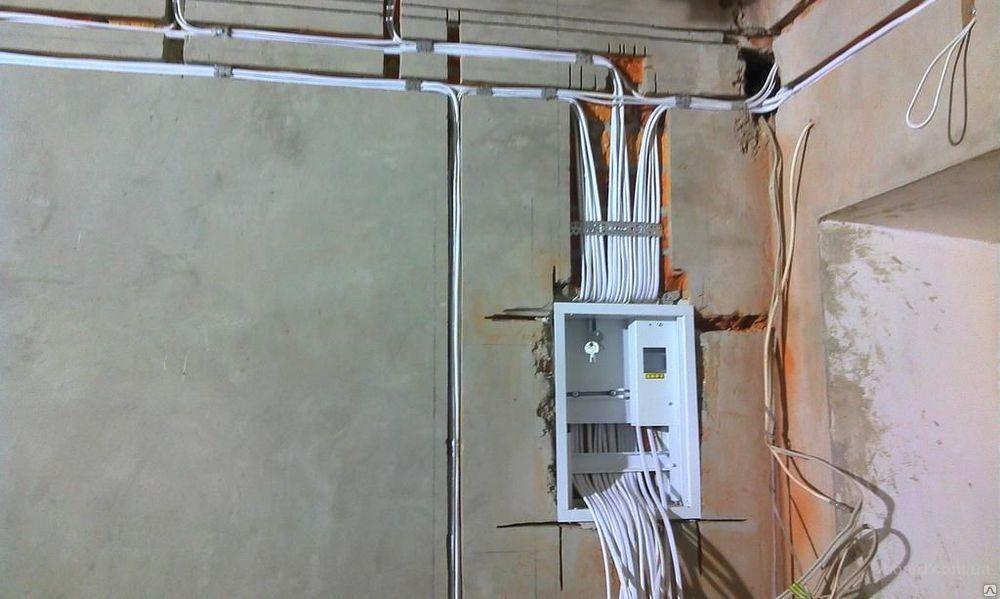Ремонт электропроводки в квартире
