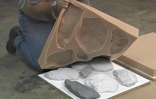 Силиконовые формы для искусственного камня своими руками фото 999