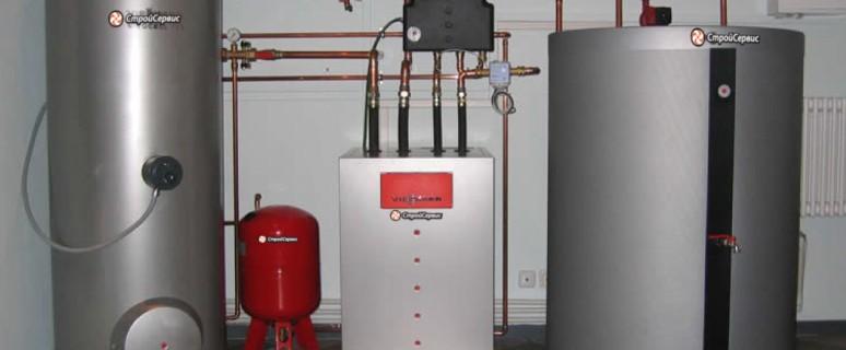 Отопление частного дома затраты
