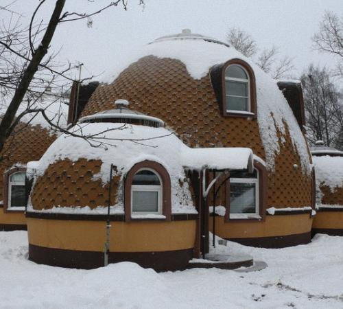 Купольные дома проекты своими руками
