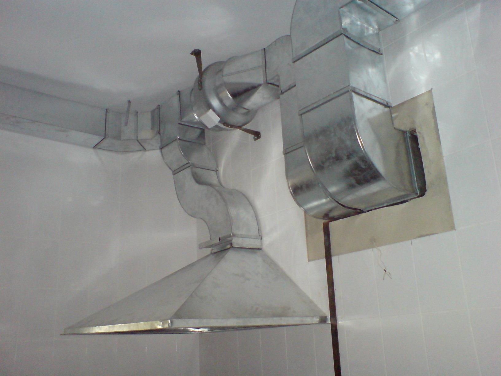 Как сделать глушитель для вентиляции