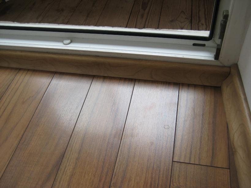 Порог на балкон: инструкция по установке. как установить пор.