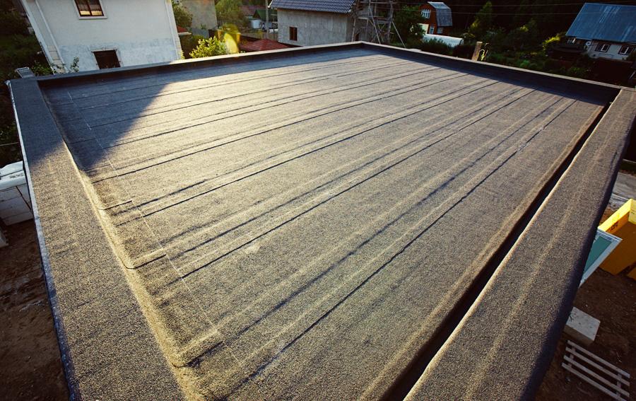 Ремонт крыши своими руками плоской 67